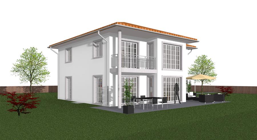 thomsen ludwig architekturb ro gmbh haus w401. Black Bedroom Furniture Sets. Home Design Ideas
